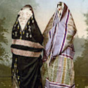 Muslim Women, C1895 Poster