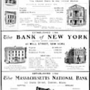 Mutual Funds, 1901 Poster
