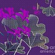 My Irises Poster