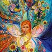 My Little Fairy Caren Poster