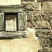 My Little Window Poster