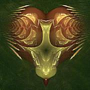My Mechanical Mantis Poster