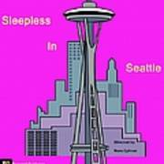 My Sleepless In Seattle Movie Poster Poster