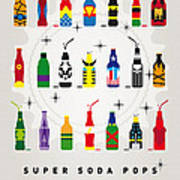 My Super Soda Pops No-00 Poster