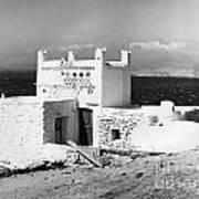 Mykonos Terrace.  Poster