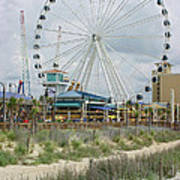Myrtle Beach Skywheel 10 Poster