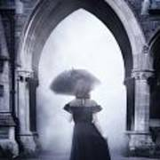 Mysterious Archway Poster by Joana Kruse