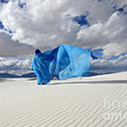 Mystic Blue 11 Poster