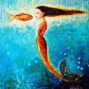 Mystic Mermaid II Poster
