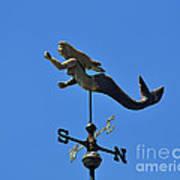 Mystical Mermaid Poster