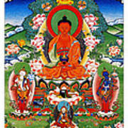 Namo Amitabha Buddha 40 Poster