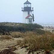 Nantucket Brant Point Light Poster