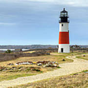 Nantucket's Sankaty Head Light Poster