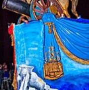 Napoleon Rides  Poster