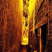 Narrow Way To The Light Poster