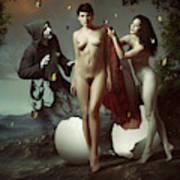 Nascita Di Venere Poster