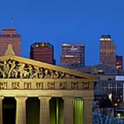 Nashville Parthenon Poster