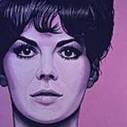 Natalie Wood Poster by Paul Meijering