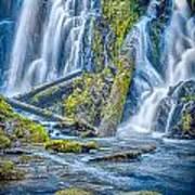 National Creek Falls Poster