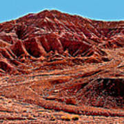 National Navajo Tribal Park Poster