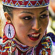 Native American Princess Poster