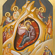 Nativity Of Christ Poster