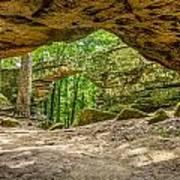 Natural Bridge Cave Poster