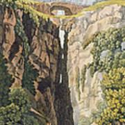 Natural Bridge, Valle Dicononzo Poster