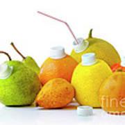 Natural Juice Poster