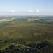 Natural Reserve Of Pinail, Vouneuil Sur Poster