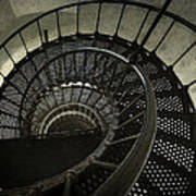 Nautilus Stairway Poster