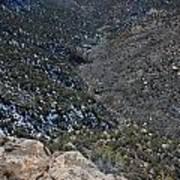 Navajo Canyon South View Poster