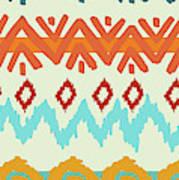Southwest Pattern I Poster
