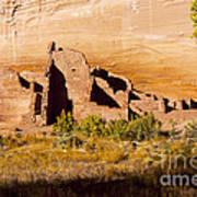 Navajo Ruins Poster