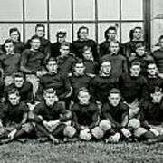 Navy Football 1913 Poster