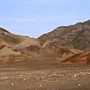 Nazca Desert Poster