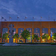 Ncaa Hall Of Champions Dusk Poster
