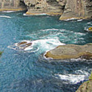 Neah Bay At Cape Flattery Poster