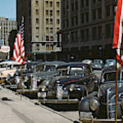 Nebraska Lincoln, 1942 Poster