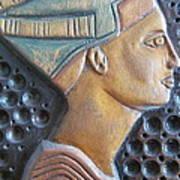 Queen Nefertiti Poster