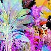 Negative Plants Poster