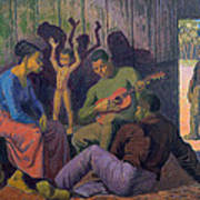 Negro Spritual, 1959 Poster