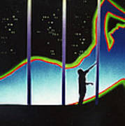 Neon Life Poster