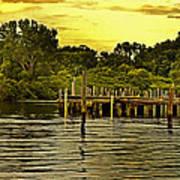 Neshaminy State Park Poster by Tom Gari Gallery-Three-Photography