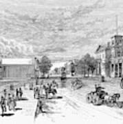 Nevada Carson City Poster