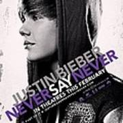 Never Say Never 2 Poster
