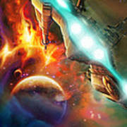 Nevtar Stardrive Poster