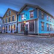 New Bedford - Historic District Poster