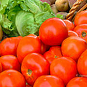 New Jersey Farm Market Goodness Poster