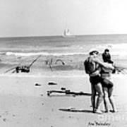 New Jersey Shore  1964 Poster by   Joe Beasley